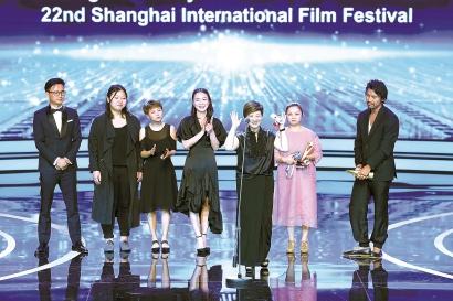 大色逼影视_昨晚,第22届上海国际电影节亚洲新人奖颁奖典礼在位于\