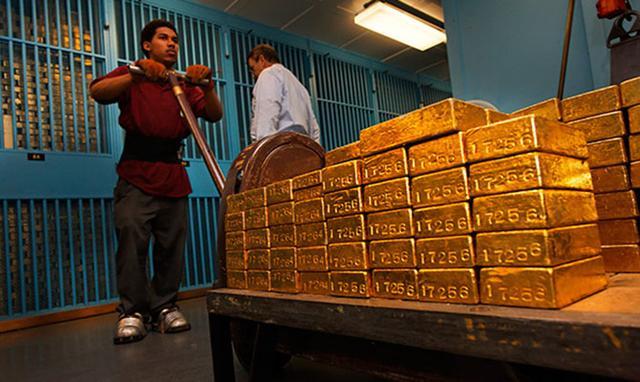 德国想复查存美联储的黄金被拒,中国为何不运回黄金?事情有新进展_德国新闻_德国中文网
