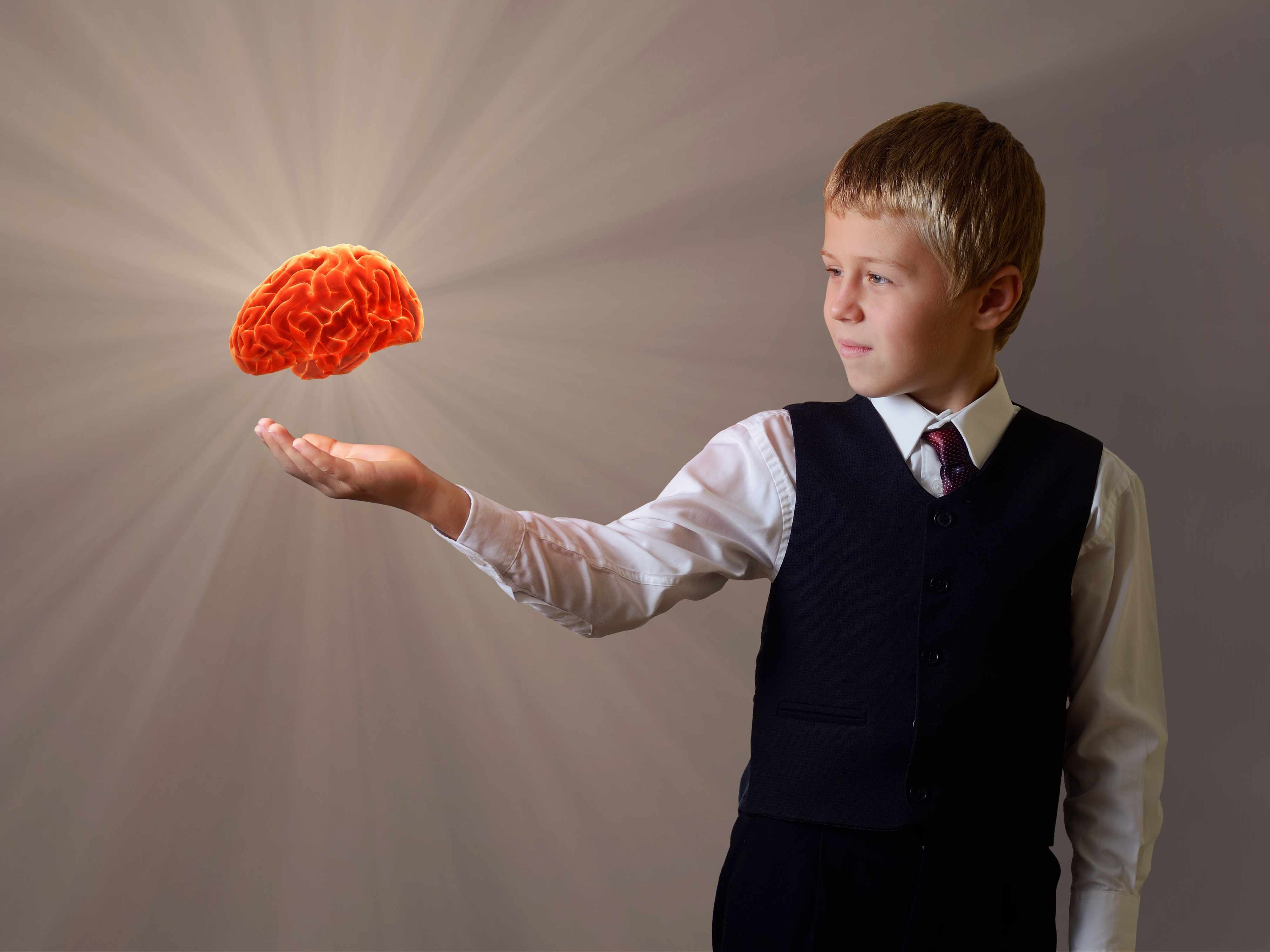 孩子智力发育竟与食物有关,补充这些营养,宝宝智力倍增!
