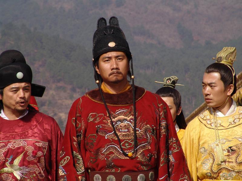 他是中国古代的最后一位宰相 至此宰相一职被废,淡出历史舞台