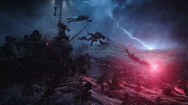 海王2》还要等,但《海沟族》快来了,将是怪兽恐怖片