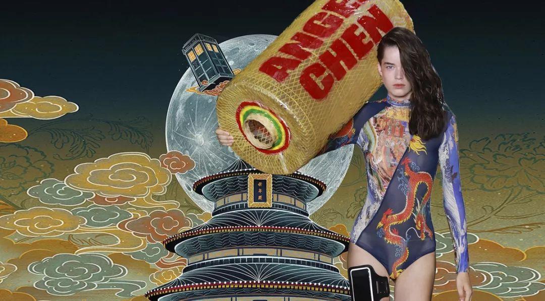 看中国风风靡时装界!一大波国际时尚中国风必须种草!