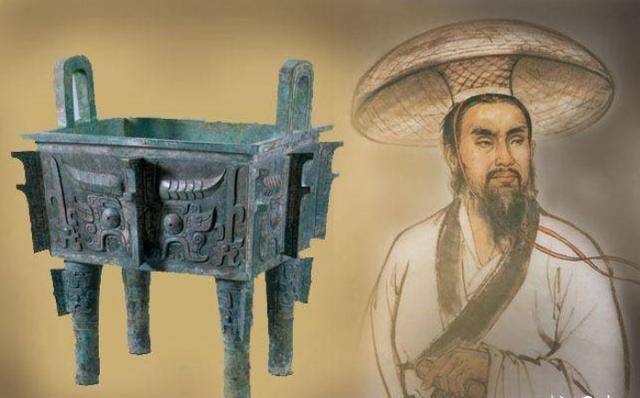 九鼎下落之谜,考古找到线索,学者:千古传闻或被秦始皇误读!