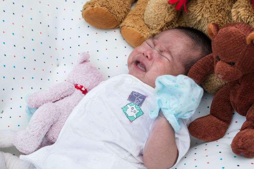 哭是寶寶表達情感和需求的一種常用方式,寶寶哭還有真假之分,真哭主要餓了、哭困了、生病了