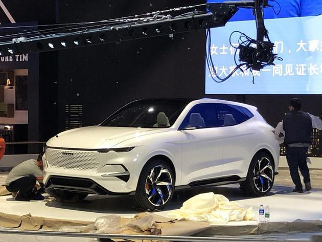 爆料!国产黑色技术正式亮相,重新定义汽车市场,霸气十足