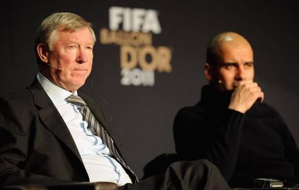弗格森曾在退休之前,钦点瓜迪奥拉接班自己,为何曼联没有执行?