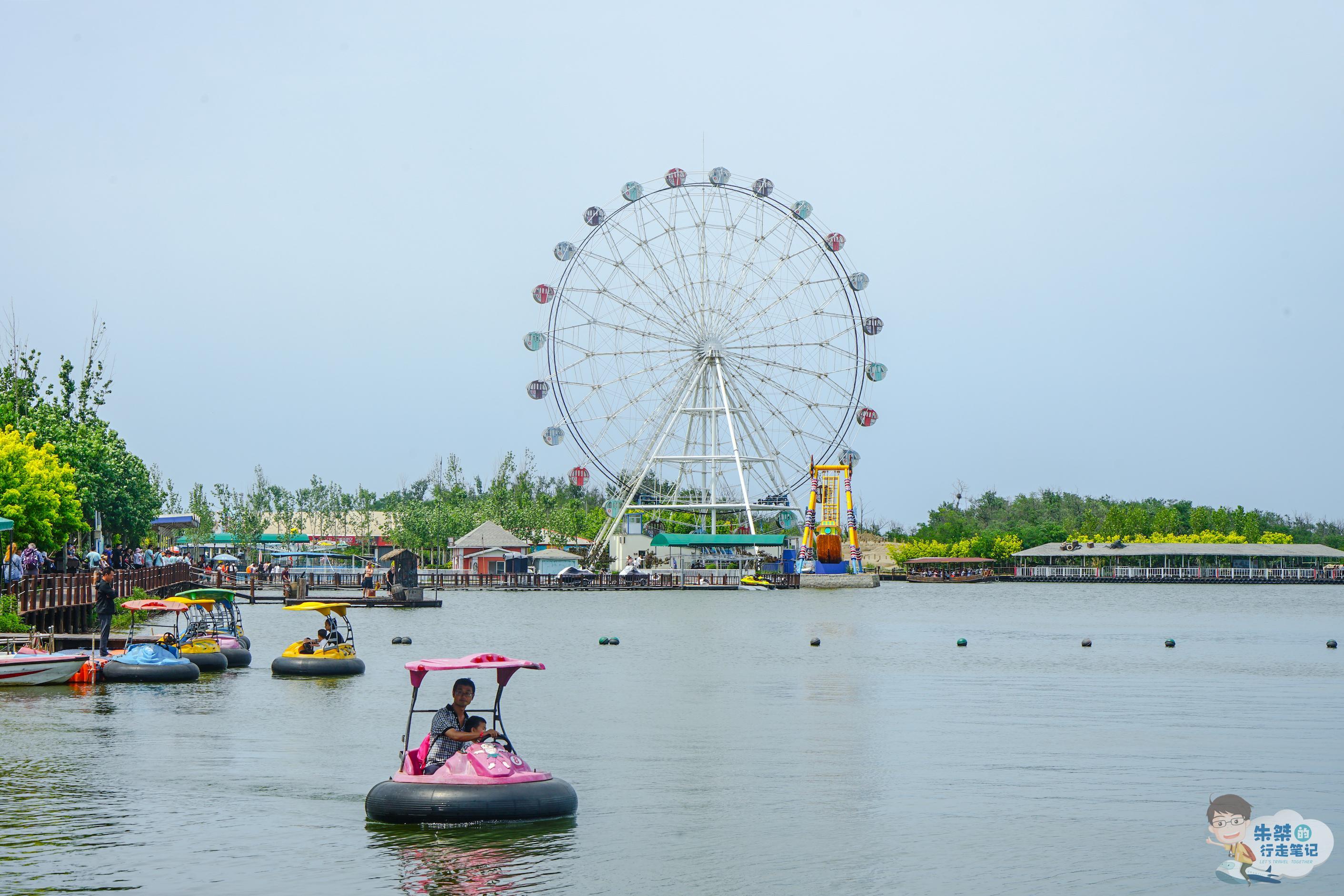 秦皇岛海上游乐园图片