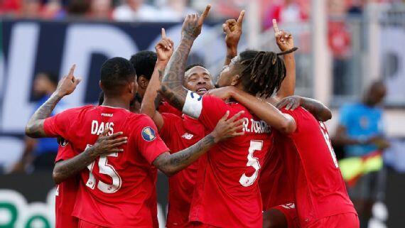 金杯赛-普利西奇1球2助美国6-0晋级 巴拿马4-2出线
