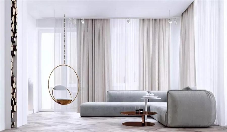 株洲家装丨现在的窗帘流行这样设计!