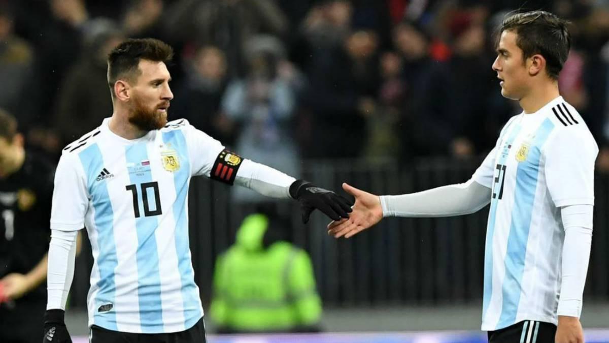 阿根廷前瞻:迪巴拉将搭档梅西 赢球可锁定出线权