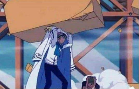 海賊王:3代海軍元帥誰最強?看瞭赤犬的排名,難怪五老星不待見!_戰國