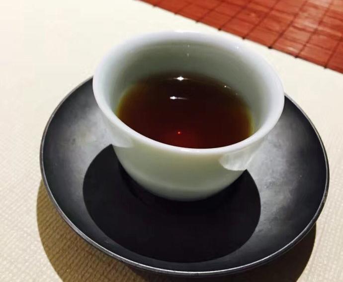 80年代7532普洱茶勐海茶厂经典配方优质拼配的代表!