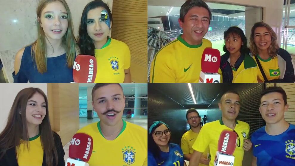 群嘲!巴西球迷:想碰阿根廷 有梅西也能轻松赢