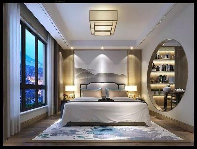 卧室装修设计参考,都是很不错的案例,值得一看图片