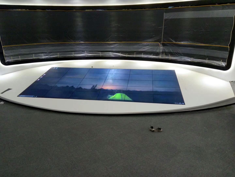 液晶拼接和單塊大顯示屏互動觸摸電子沙盤對比測評_用戶