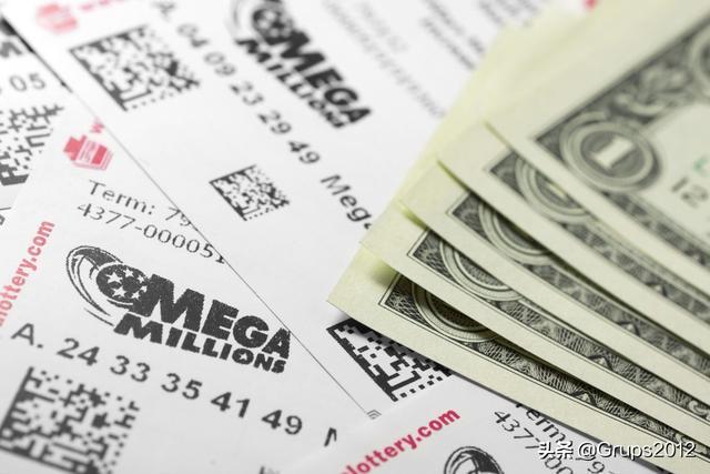 美国男办离婚手续期间中大奖 8000万美元彩票一半妻子拿下