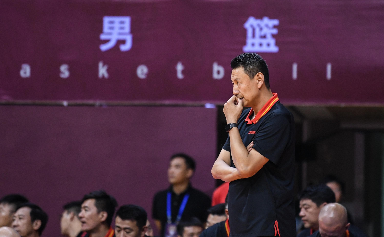 篮球——国际男篮对抗赛:中国队不敌澳大利亚NBL联队
