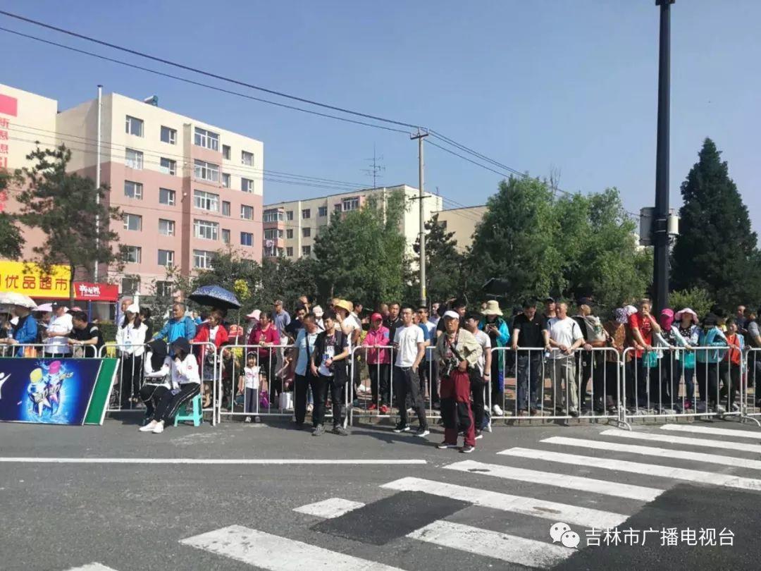 2019 吉林碳谷 吉林市国际马拉松 悦动 江城