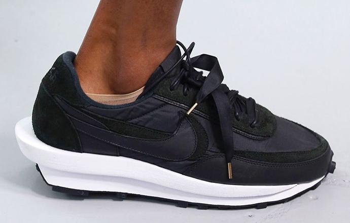 鞋王sacai x Nike LD Waffle曝光新配色,这次继续冲!