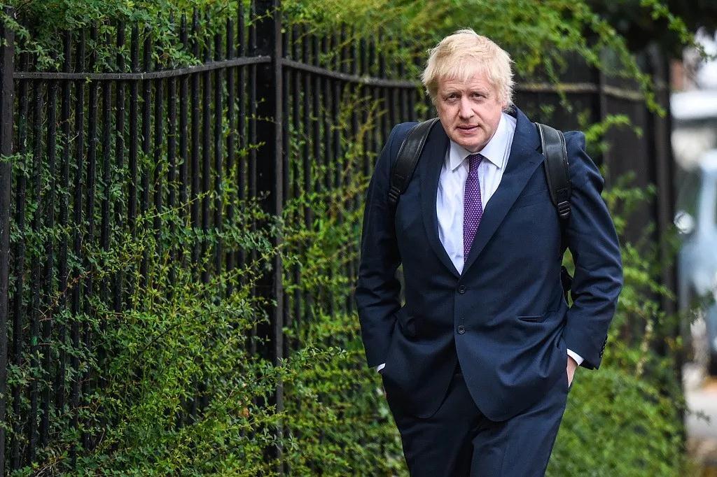 一骑绝尘的英国首相之争几无悬念