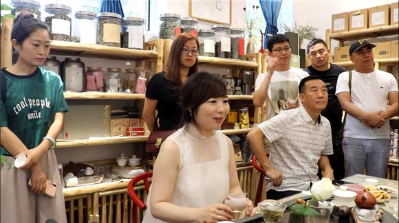 唐山市中小企业创新发展商会十一商团走访新会员
