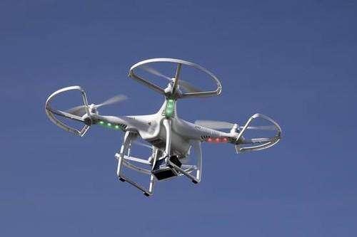 快递行业开启无人机时代了吗