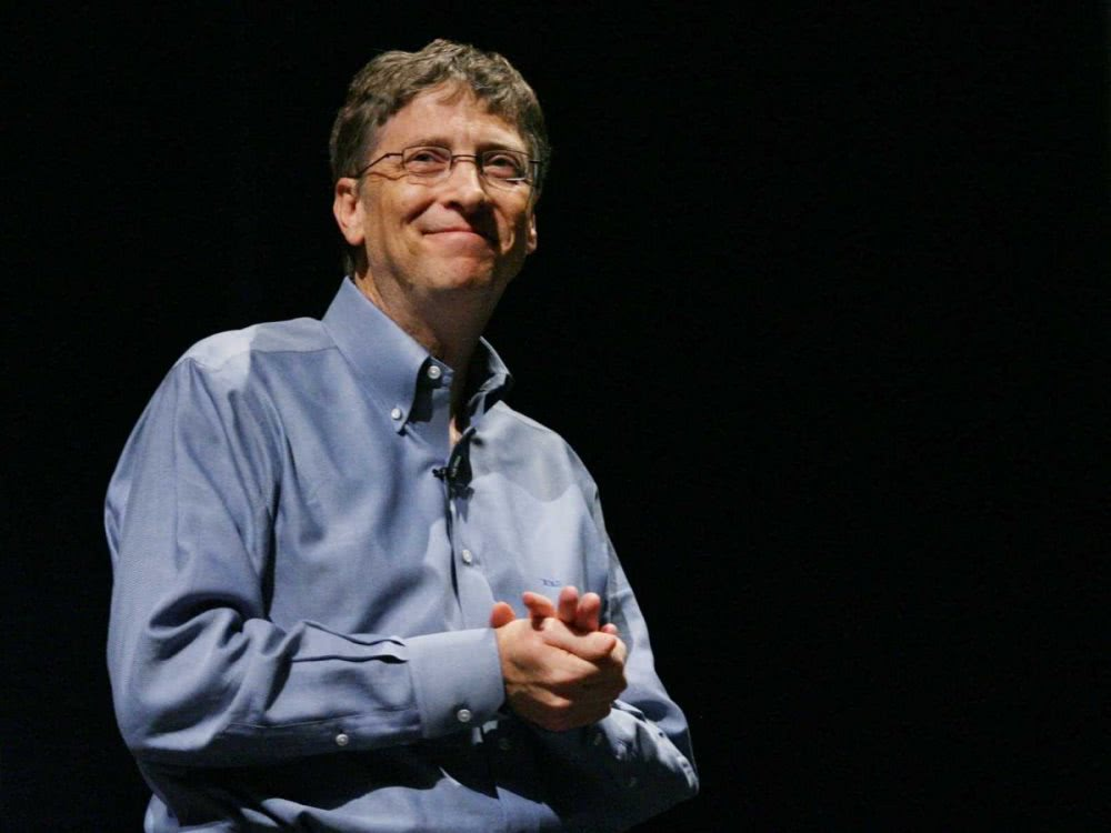 微软放弃手机系统 盖茨:这是我最大的失误 让苹果安卓称霸