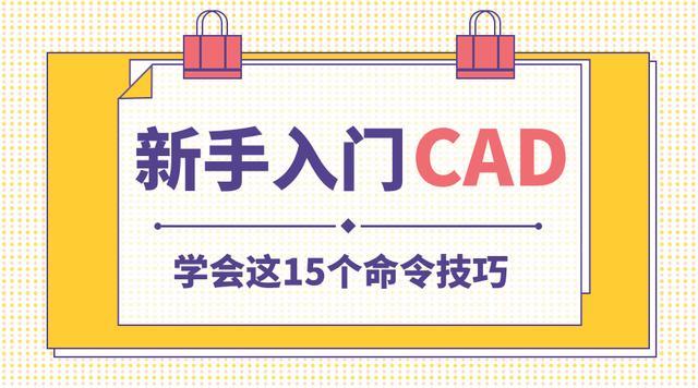 什么seo_新手入门CAD学会这15个命令和技巧走遍天下都不怕