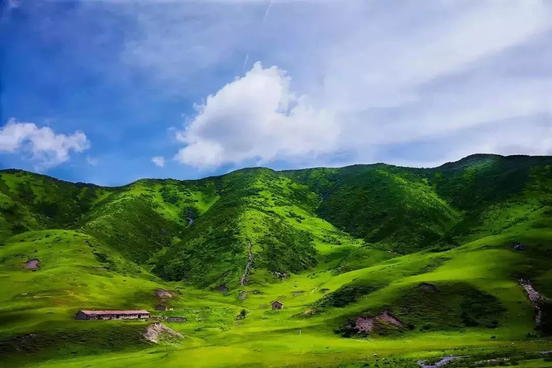 最美的风景在路上!甘肃的这条高颜值公路带您解锁沿途风景