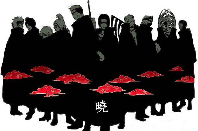 回顧火影裡的五個忍者組織,隻有最後一個依然存在_人眾