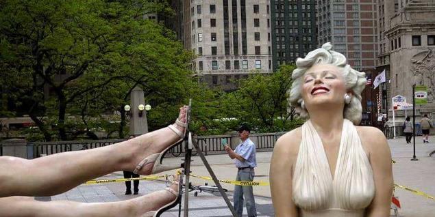 """世界最""""悲催""""雕像,耗资500万不到300天被拆,只因游客这样举动"""