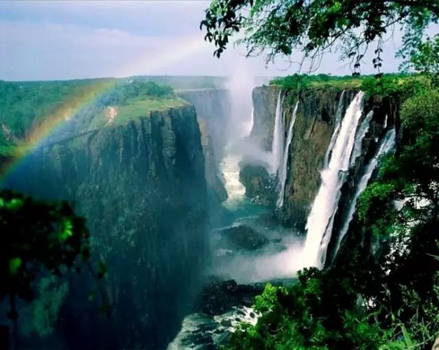 中国最美六大瀑布,黄河壶口瀑布排第二