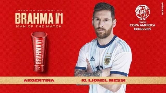 阿根廷晋级 梅西生日最好的礼物