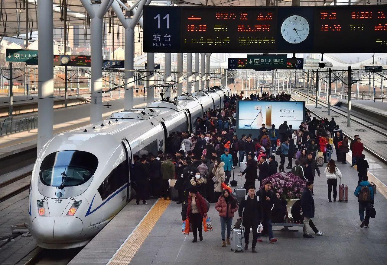 高铁跑一趟的成本是多少 看过之后,网友 难怪高铁能亏4万亿