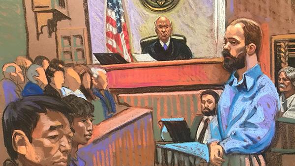 章莹颖案|克里斯滕森绑架谋杀等三罪成立,他会被判死刑吗?(图1)