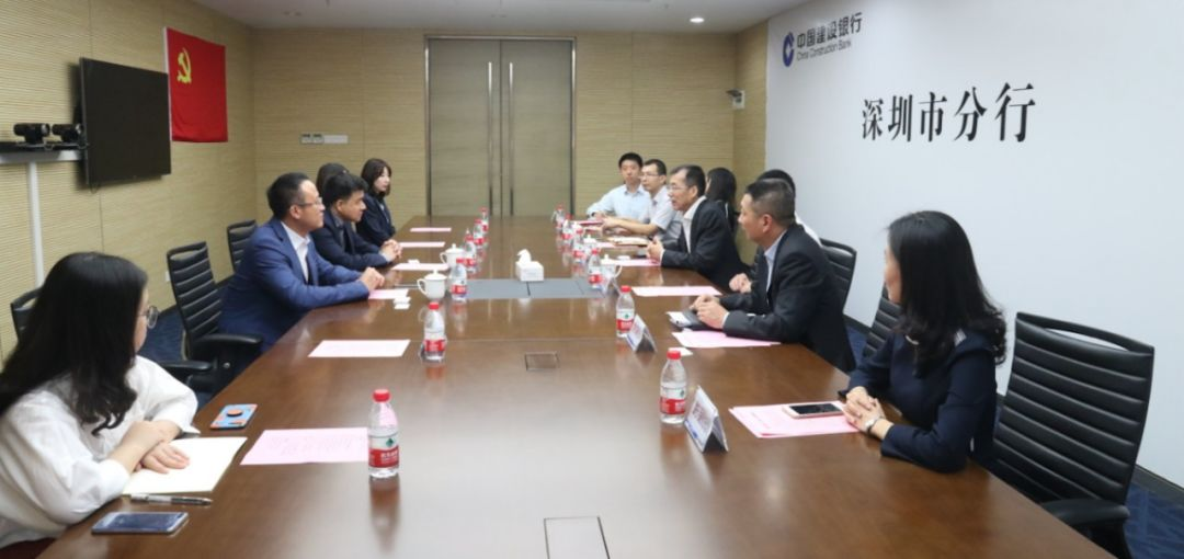 中国建设银行深圳市分行龙岗支行首席客户经理赵雷先生