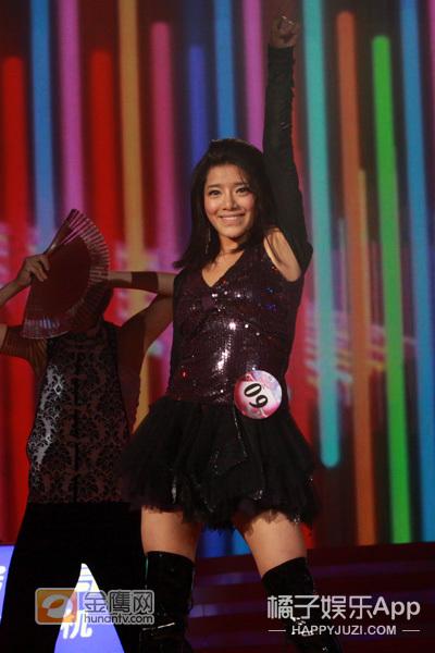 2009快乐女声图片_还记得2009快乐女声冠军江映蓉吗?她变化好大呀!_专辑