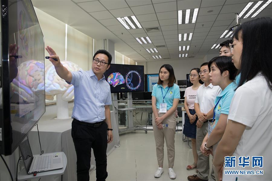 中科院自动化研究所实验室迎来49名香港实习生插图