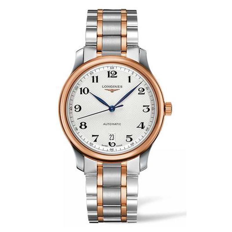 以优雅质朴闻名的浪琴手表
