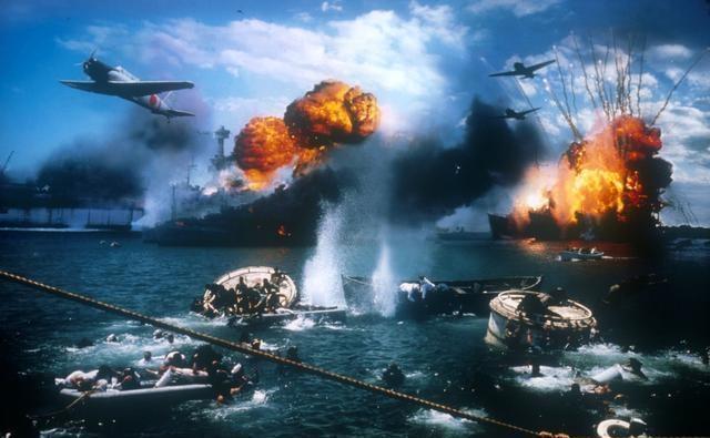 日本为何要偷袭珍珠港,不惹美国是否结果会不同,其实都是必然