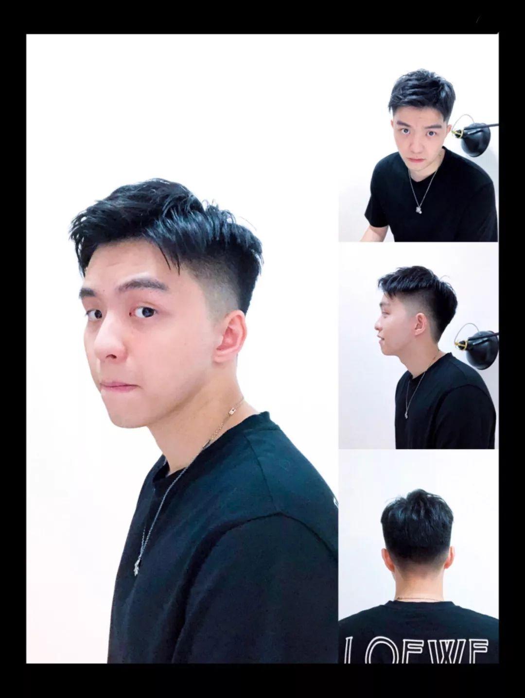 """6.男生""""碎盖头""""发型图片"""