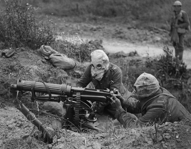 著名的凡尔登战役,死伤无数,这样地战斗,到底值不值