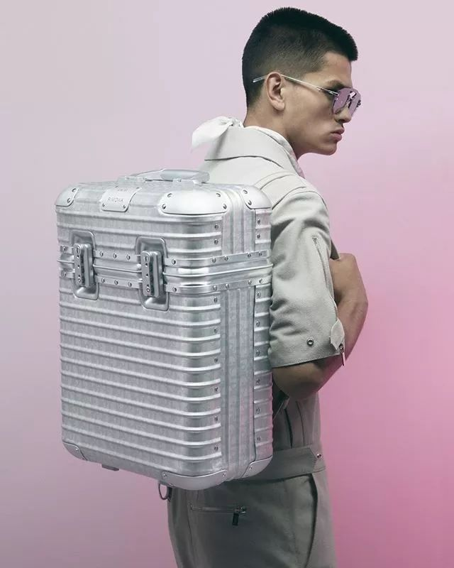 迪奥DIOR x RIMOWA合体!!最潮单品来袭……