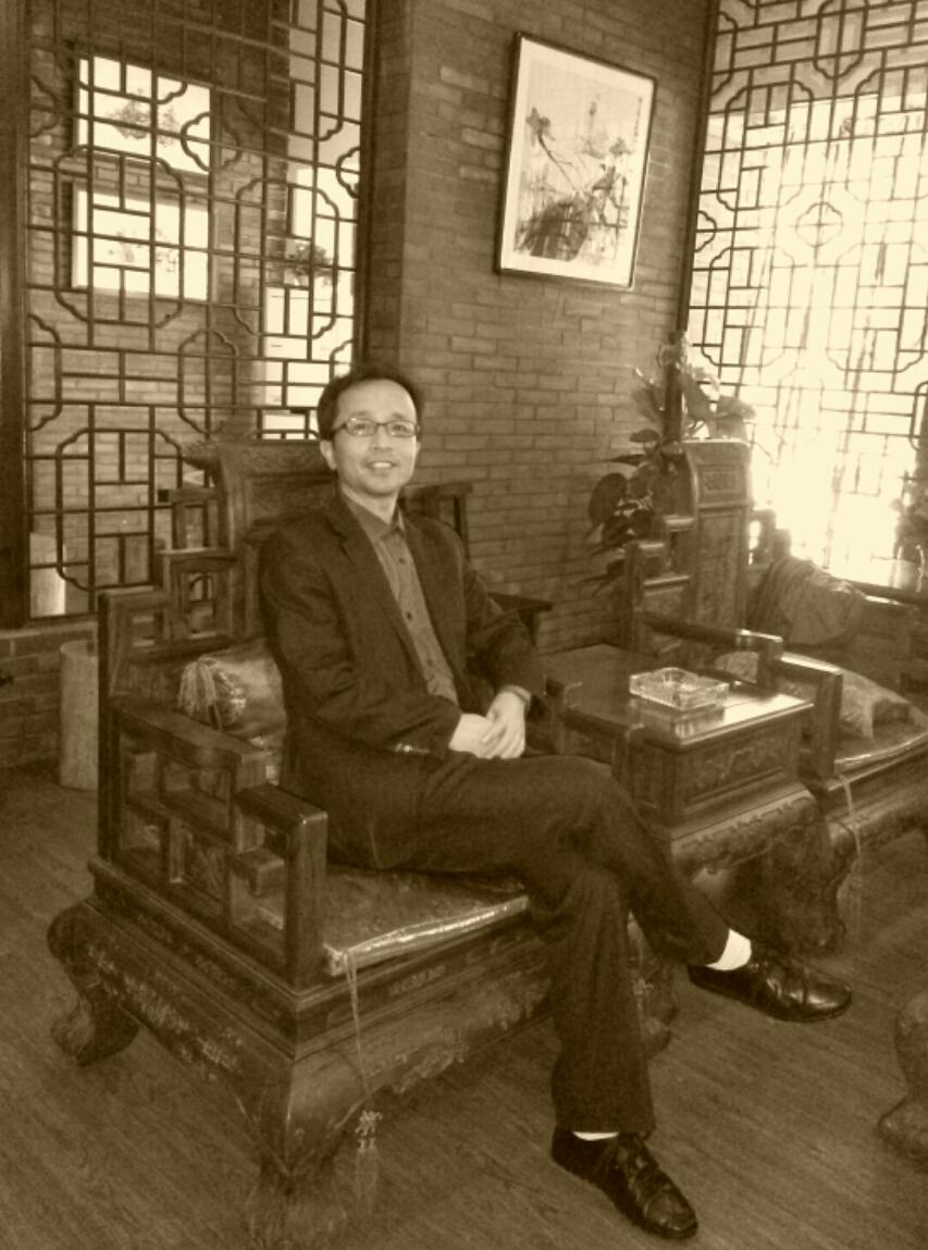 带您认识江西艺术家詹卫明先生