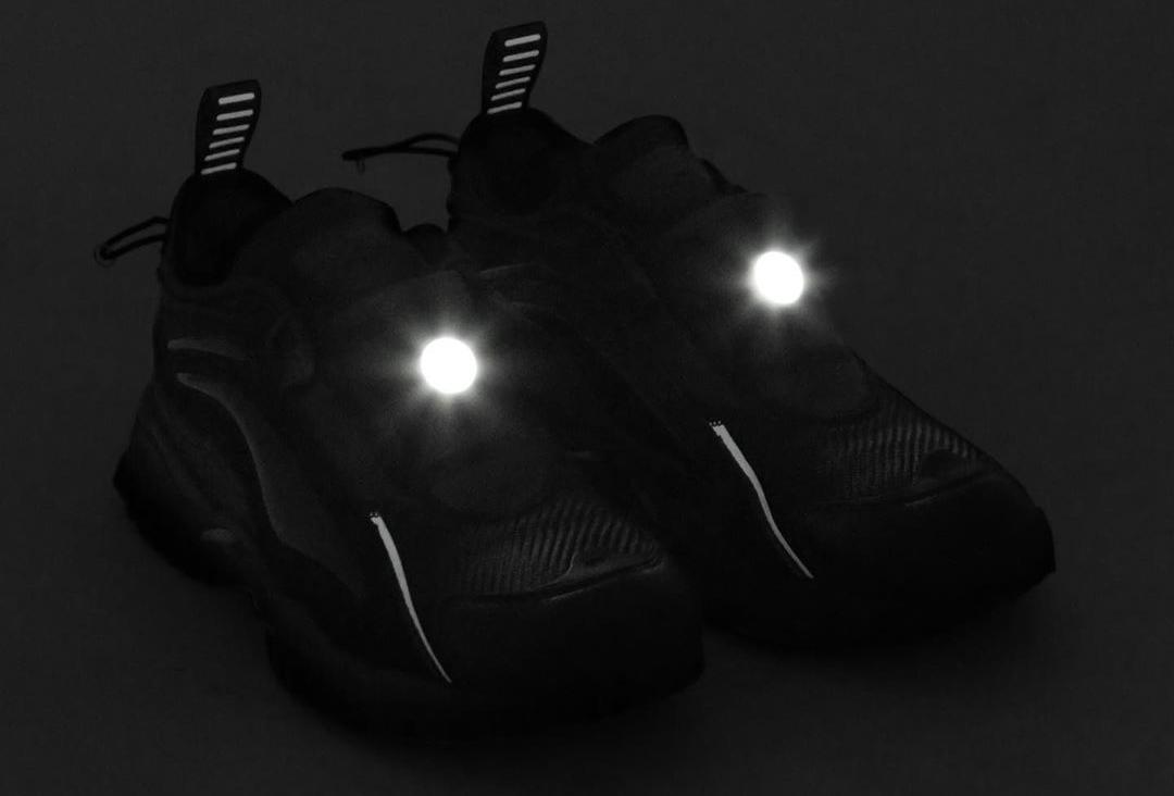 自带LED灯的李宁球鞋!夜骑夜