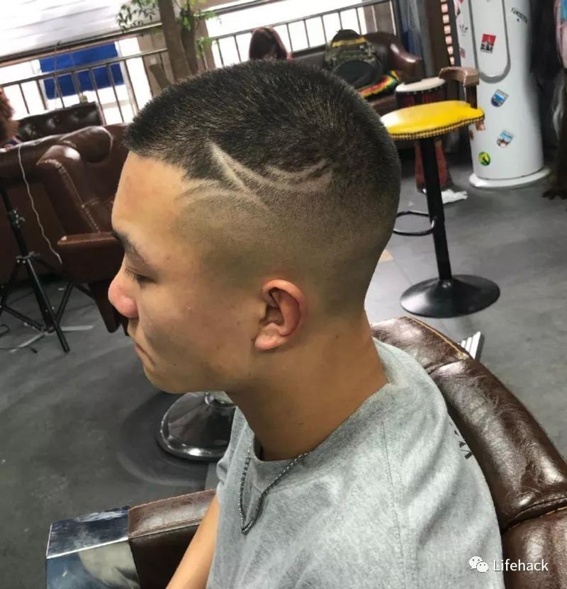 中国男人剪这样的发型,分分钟帅炸!