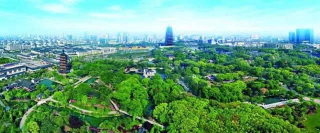 常州的综合经济竞争力在杭州、重庆之前