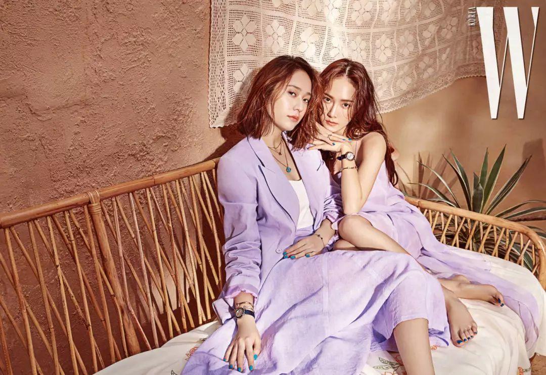 """郑秀妍的这些单品我都有,但就是穿不出她的""""杰系穿搭""""?"""