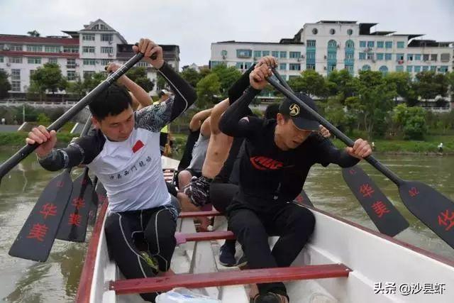 确定了!2019沙县端午龙舟赛,将在28日下午金沙园龙湖举行!