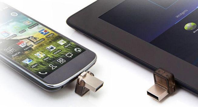 常被忽视手机接口功能:好玩的OTG拓展应用